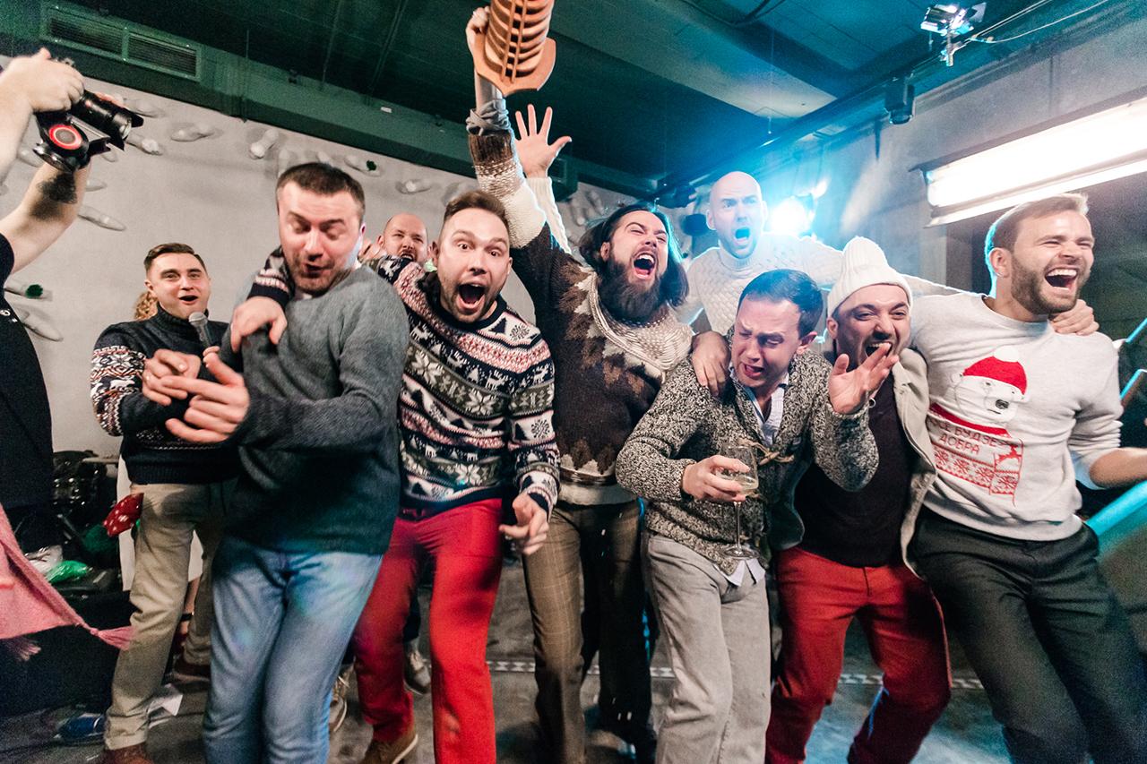 ВЯZКА PARTY 2016 – ежегодная новогодняя вечеринка TOBELOVE