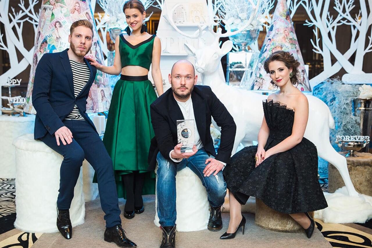TOBELOVE WEDDING — Победители премии WEDDING AWARDS 2014!